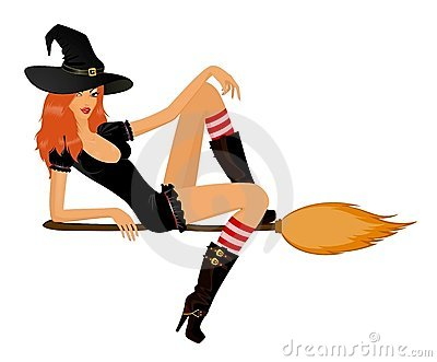 sexual witch