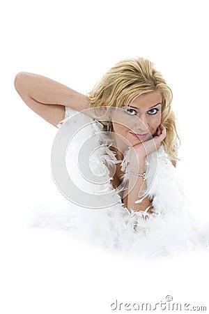 Free Sexual Woman Royalty Free Stock Photos - 3839088