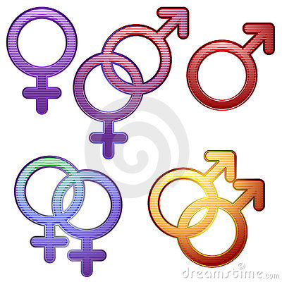 Free Sexuality Symbols Stock Photography - 15109322
