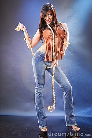 Sexy apache