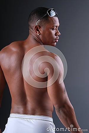 Sexy back.