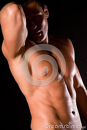 Sexy body.