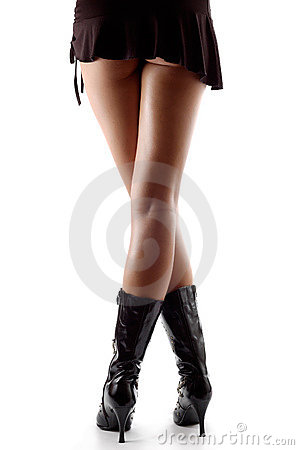 Free Sexy Boots Stock Image - 13634401