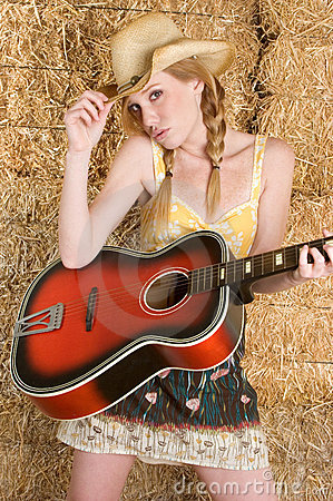 hot country music girls  Sexy country music guitar