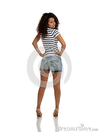 Sexy Ethnic Lady