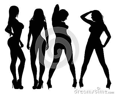 Sexy Frauen