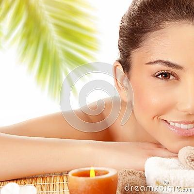 warm tantra massage brunette