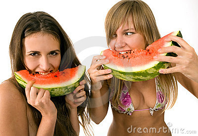 Watermelon girl from brazil nacked consider, that