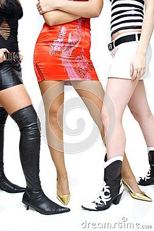 Free Sexy Girls Legs Stock Photos - 1509463