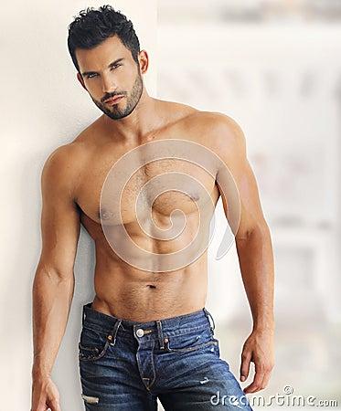 Free Sexy Guy Stock Photos - 38658153