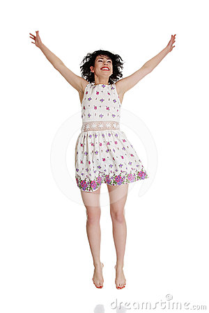 Sexy Happy Woman. Royalty Free Stock Image - Image: 24323186