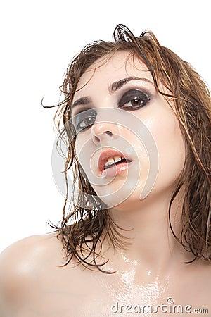 Sexy hot woman