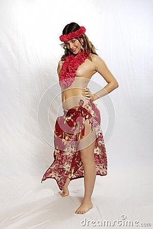 from Eli sexy hula girls nude