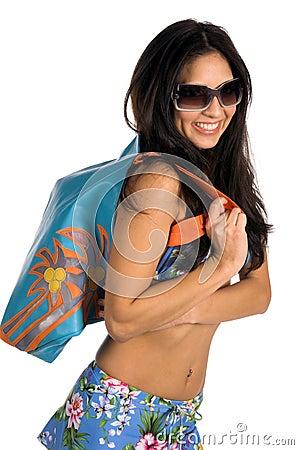Sexy Latina Bikini