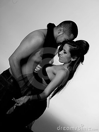 Sexy Loving Couple