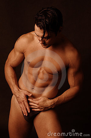 Free Sexy Male In Underwear 4 Royalty Free Stock Photography - 1152247