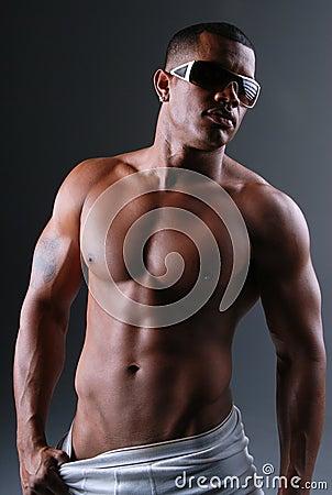 Free Sexy Man In Underwear. Stock Photos - 7474093