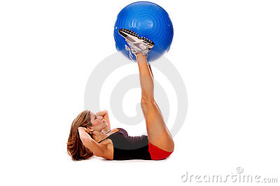 Sexy Medicine Ball Workout
