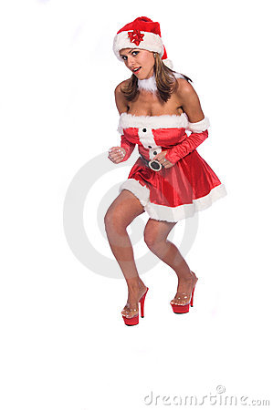 Sexy Mrs Claus
