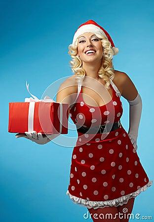 Sexy Mrs. Claus