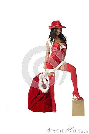 Sexy Mrs Santa