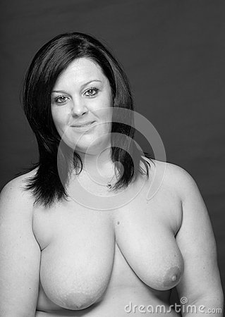 My wife naked plus size
