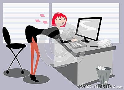 Sexy operator