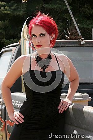 Sexy Redhead