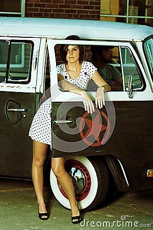 Free Sexy Vintage Stock Photo - 4050120