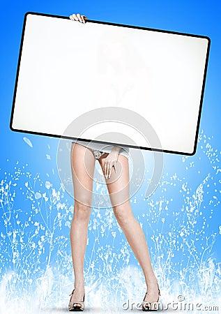 Sexy white board