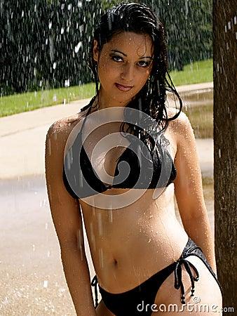 Free Sexy Woman In Bikini Royalty Free Stock Photography - 6245657