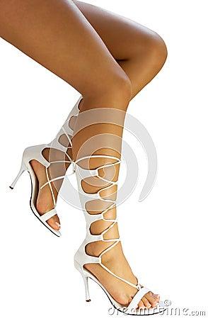 Free Sexy Woman Legs Stock Photo - 15288730