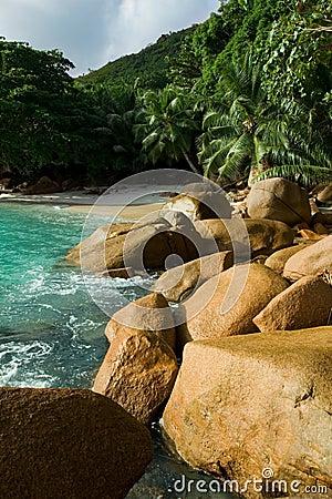Seychelles. Praslin island