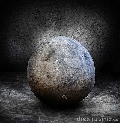 Sfera kamień