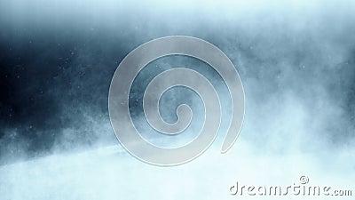 Sfondo della nebbia magica archivi video