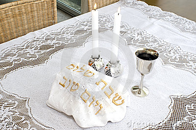 Shabbat - Jewish Holiday