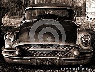 Shabby Car
