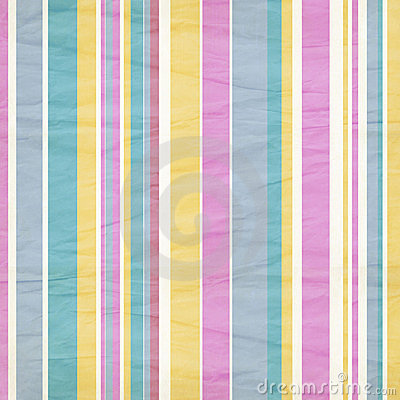 Shabby pastel striped background