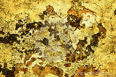 shabby wall texture and background