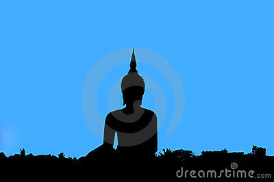 Shadow of Buddha