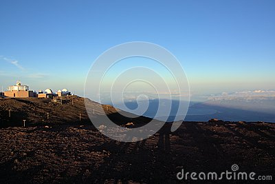 Shadow of Haleakala