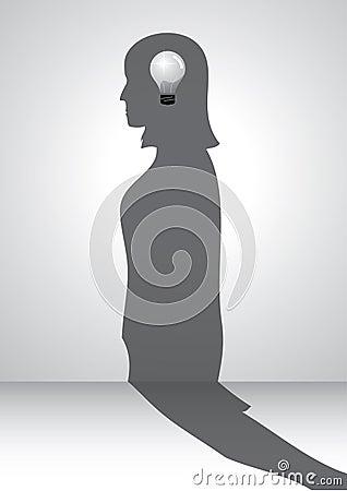 Shadow idea