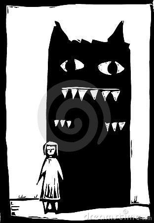 Shadow Monster