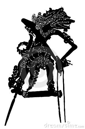 Shadow Puppet: Vector