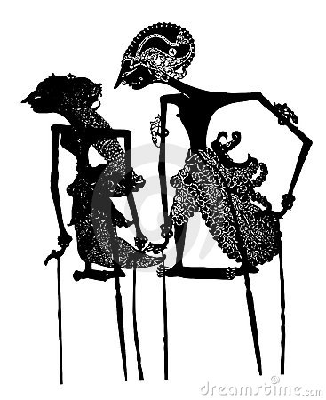 Indonesian shadow puppets templates create balinese shadow image gallery indonesian shadow puppets pronofoot35fo Gallery