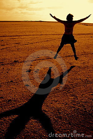 Free Shadowplay Stock Photography - 3806342