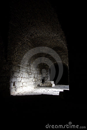Shadows in Cellar