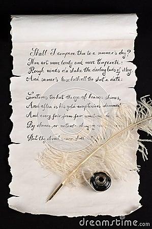 Shakespeare Sonnet 18