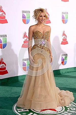 Shakira Editorial Photo