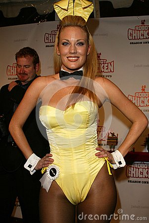 Shallan Meiers at the  Robot Chicken  DVD launch party. Playboy Mansion, Los Angeles, CA. 03-27-06 Editorial Stock Image
